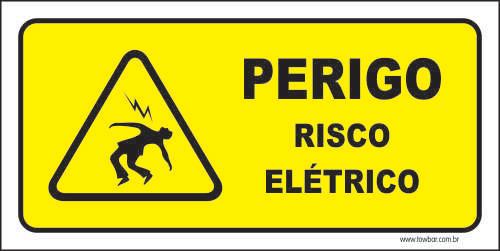 risco elétrico